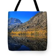 Autumn At Silver Lake Tote Bag