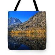 Autumn At Silver Lake Tote Bag