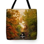 Autumn Attraction Tote Bag