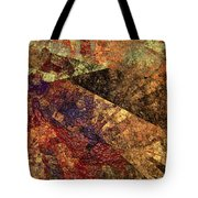 Autumn Bend Tote Bag