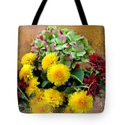 Autumn Boquet I Tote Bag