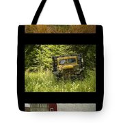 Autumn Boys Tote Bag