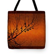 Autumn Branches Tote Bag