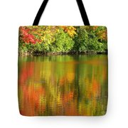 Autumn Brilliance Tote Bag