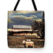 Autumn Brown Tote Bag