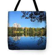 Autumn By The Lake 6 Tote Bag