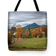 Autumn Chocorua Tote Bag