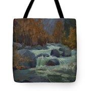 Autumn Color Blewitt Pass Tote Bag