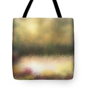 Autumn Colors - Abstract Tote Bag