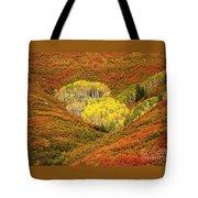 Autumn Crest Tote Bag