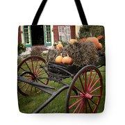 Autumn Decor Tote Bag