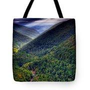 Autumn Drama Tote Bag