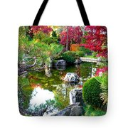 Autumn Dream Tote Bag by Carol Groenen