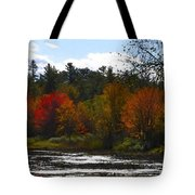 Autumn Dreaming Adwc Tote Bag