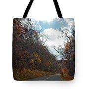 Autumn Drive2581 Tote Bag
