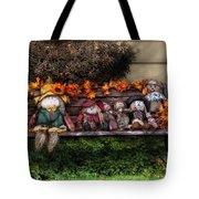 Autumn - Family Reunion Tote Bag