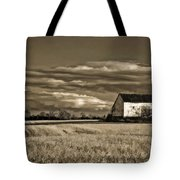 Autumn Farm II Tote Bag