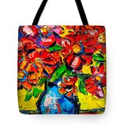 Autumn Flowers 7 Tote Bag