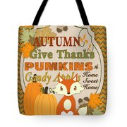 Autumn Gifts-a Tote Bag
