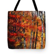 Autumn Glory I Tote Bag