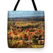 Autumn Glory Landscape Tote Bag