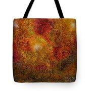 Autumn Glow - Wip Tote Bag