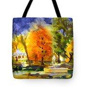 Autumn Gold 2 Tote Bag
