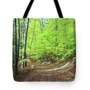 Autumn Gold 3 Tote Bag