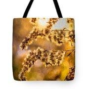 Autumn Goldenrod - Paint  Tote Bag