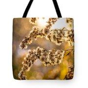 Autumn Goldenrod  Tote Bag