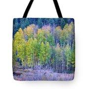 Autumn Grazing Horses Bonanza Tote Bag by James BO  Insogna