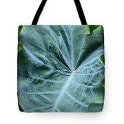 Autumn Green Tote Bag