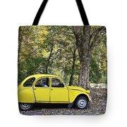 Autumn Harmony Tote Bag