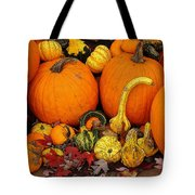 Autumn Harvest 5 Tote Bag
