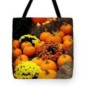 Autumn Harvest 6 Tote Bag