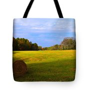 Autumn Hay 3 Tote Bag