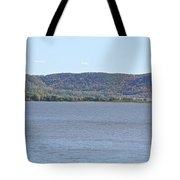 Autumn Haze Tote Bag