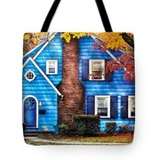 Autumn - House - Little Dream House  Tote Bag