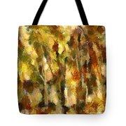 Autumn Impression 2 Tote Bag