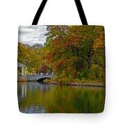 Autumn In Atlanta Tote Bag
