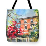 Autumn In Bergamo 01 Tote Bag