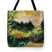 Autumn In Bois Jacques  Tote Bag