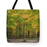 Autumn In Door County Tote Bag