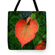 Autumn In July Tote Bag