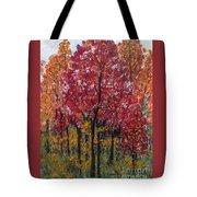 Autumn In Nashville Tote Bag