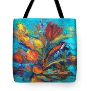 Autumn In Oklahoma Tote Bag