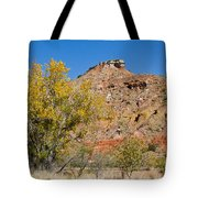 Autumn In Palo Duro Canyon 110213.119 Tote Bag