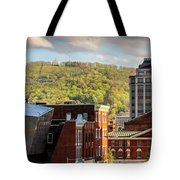 Autumn In Roanoke Tote Bag