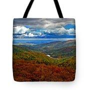 Autumn In Shenandoah Park Tote Bag