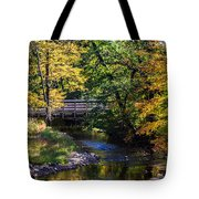 Autumn In Stillwater Tote Bag